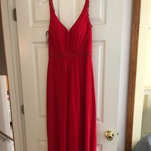Alfredo Angelo red dress
